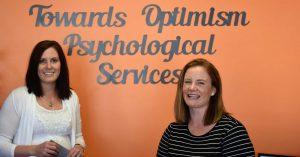Towards optimism psychological services